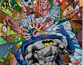 Batman #473 - January 1992 Issue - DC Comics - Grade Fine