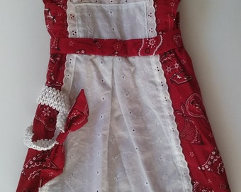 Toddler Girls' Dress and Bow