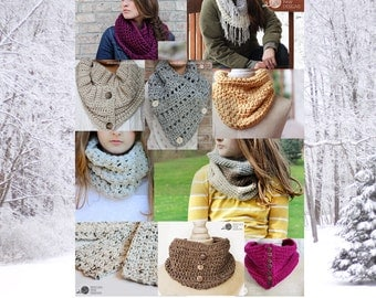 crochet pattern bundles