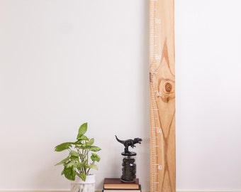 Ruler Vinyl Growth Chart