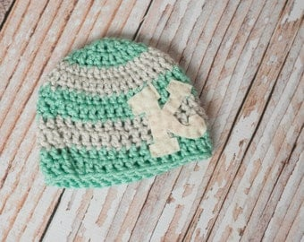 Personalized Baby Beanie or Hat