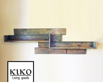 Rustic Shelf, Wall Shelf, Wood Shelf, rustic wood shelf, weathered shelf