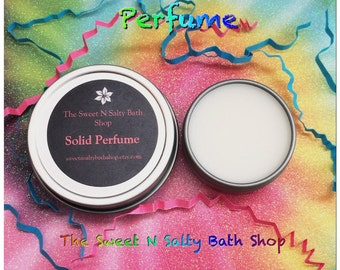 Karma Solid Perfume