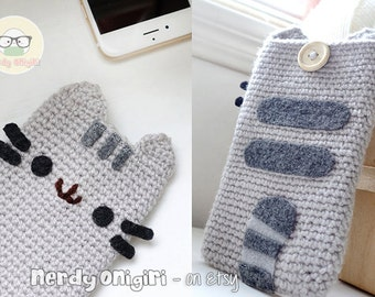 Pusheen Inspired Cellphone Pouch