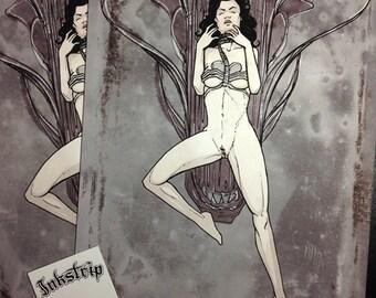 Aliens Ripley - Art Print
