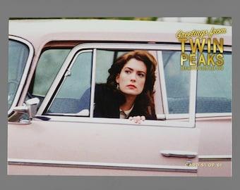 Twin Peaks Gold Box Postcard Card # 51 of 61 Donna Hayward
