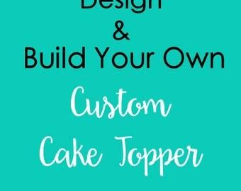 Custom Wedding Cake Toppers, Wedding Cake Toppers, Cake Toppers, Wedding Cake Topper, Custom Cake Toppers, Cake Toppers for Weddings