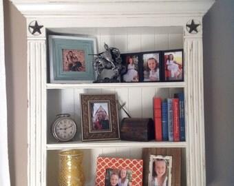 Crowned Star Display Shelf