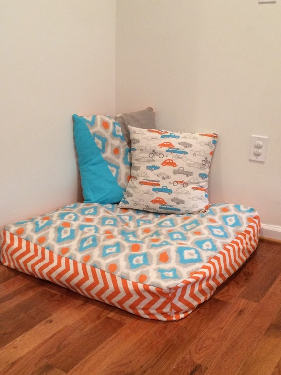 Floor Reading Pillows : Items similar to Giant Floor Pillow-Custom Floor Pillows/Floor Pillows for Kids/Reading Pillow ...