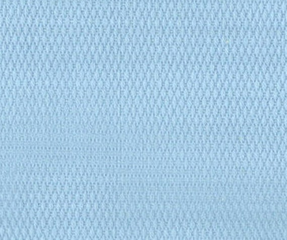 Roth tompkins petite pique baby blue upholstery fabric for Upholstery fabric children