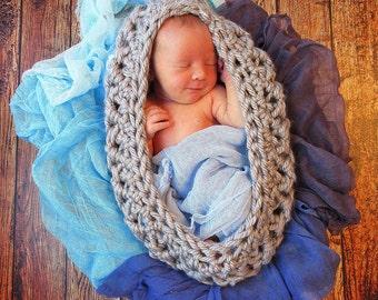 Newborn Baby Bowl, Baby Nest, Baby Pod, Baby Cocoon, Newborn Photo Prop