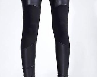 Women In Latex Pants 21