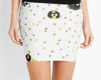 Susuwatari · Pencil skirt