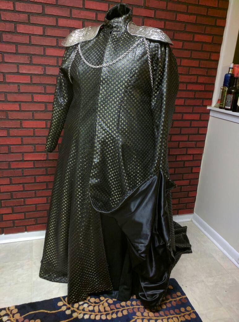 Cersei Lannister Inspired Coronation Gown Season 6 Cersei