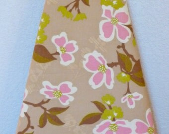 SALE! Dogwoods Pink Ironing Board Cover