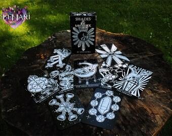 PRE-ORDER ~ Shades of Magick Tarot Deck