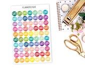 70 Money Stickers - MCI 0032