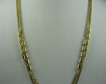 Chain Necklace 54 inches long