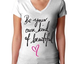 Feminism T Shirt - Kindness Shirt - Motivational Shirt - Inspirational Tee - Feminism Tshirt - Pre Teen Gift - Tween Girl Clothes