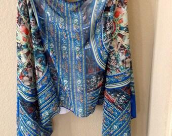 2 way Kimono poncho