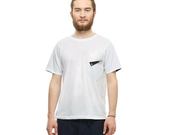 Sailor White Tshirt