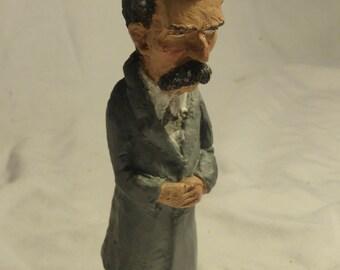 Friedrich Nietzsche sculpture