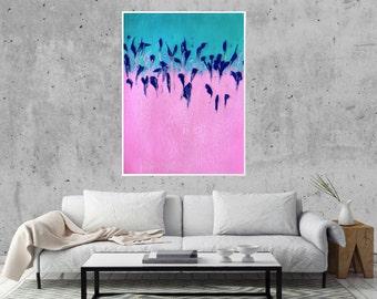 Modern Abstract Art Print | Giclee Print | Abstract Art Print | Abstract Print | Abstract Art | Modern Art Print | Original Painting Print