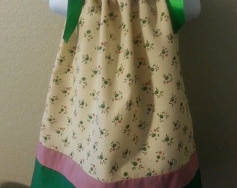 Toddler Pillowcase Dress