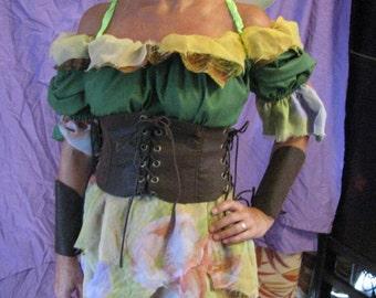 Forest Fairy halloween costume