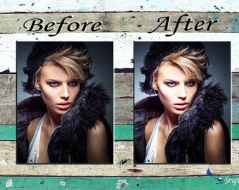 Basic photo editing face professional and fast