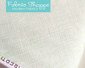 Best Seller, Mint fabric, Architextures Crosshatch fabric, Robert Kaufman,  Crosshatch in Mint- Choose your cut, Free Shipping Available