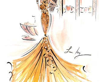 Royal Mansour / Coffee in Couture Collection