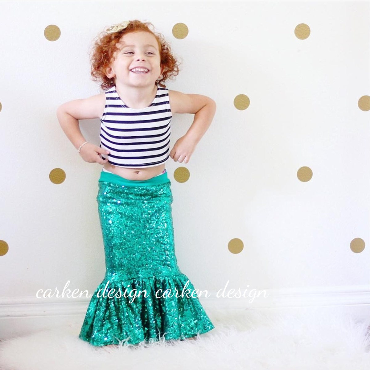zoom - Mermaid Halloween Costume For Kids