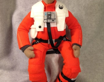 Poe Dameron Star Wars Doll