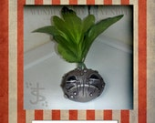 MEDIUM Weedlings - fantasy creature sculpture - custum Home Decor art object