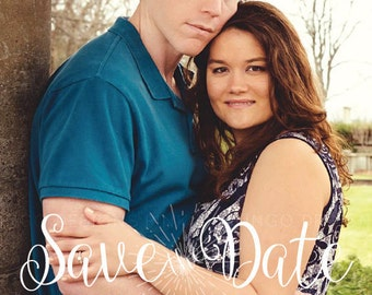 Save The Date Style #001