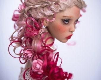 Royal Ruby (wig for Fashion dolls)