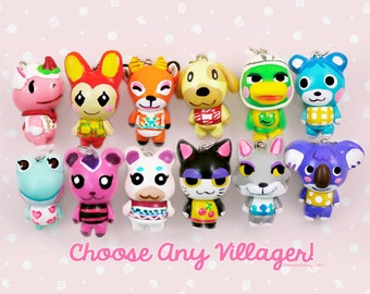 CUSTOM VILLAGER! Choose ANY character