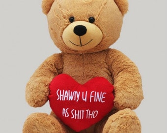 Valentines Day Gift - Hollabear