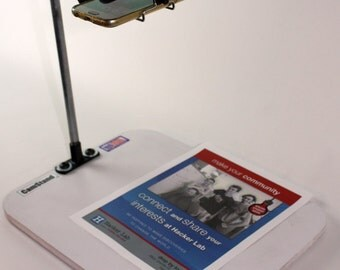CamStand  ScanBoard - Desktop Copyboard for Cell Phones and Cameras