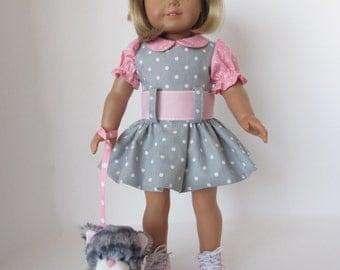 American Girl Doll: Kit's New Kitty