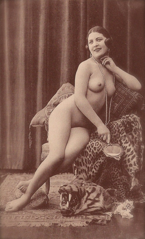 Postcard Nude 121