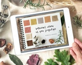 eBook - 'Botanical Colour at your Fingertips' - Plant Dyeing/Natural Dyeing