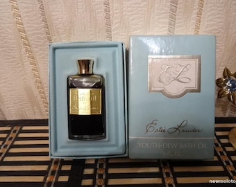 Youth-Dew Estée Lauder 14ml. Bath Oil Vintage Rare