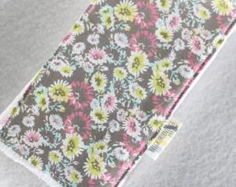 Burp Cloth, Modern Burp Cloth, Mint Burp Cloth, Pink Burp Cloth, Grey Burp Cloth, Yellow Burp Cloth, Floral Burp Cloth, Burp Towel, Burp Rag