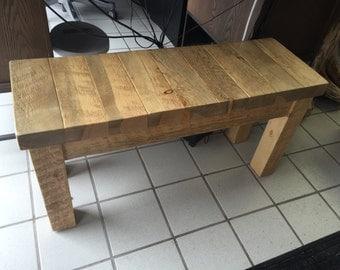 Blue Pine Bench 3ft