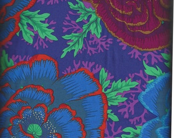 Kaffe Fassett Collective Spring 2016 - HENLEY PURPLE designed by Philip Jacobs