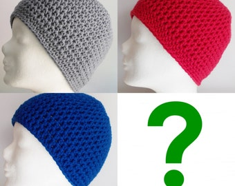 Beanie, wolly hat, in your favourit colour
