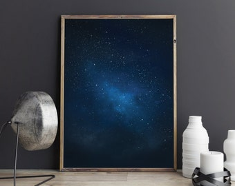 Galaxy Print, Abstract Art, Astrology Print, Space Print, Modern Art, Space, Galaxy Art, Space Art, Astrology Art, Astrology, Wall Art Print