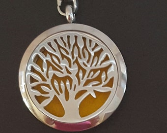 Essentail Oil Diffuser Necklace